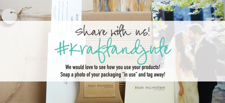 Share with us! #Kraftandjute
